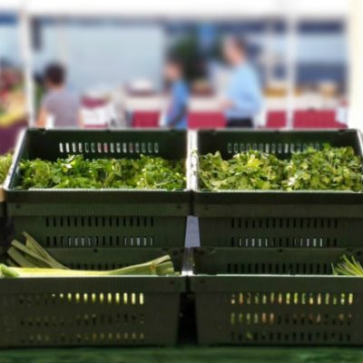 Pictures of Farm Markets